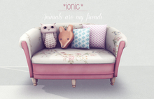 *ionic* animals are my friends (sofa)