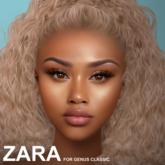 Babe - Zara in Golden for Genus Classic