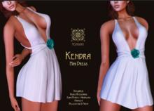 TO.KISKI - Demo Kendra Mini Dress with Lace - (Add)