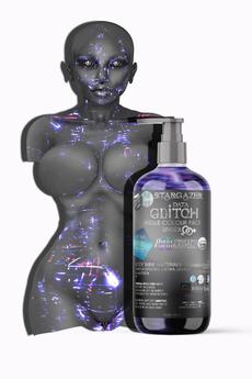 [Stargazer] Body Shine Materials -  Data Glitch