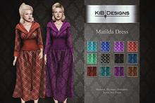 "KiB Designs - Matilda Dress FATPACK ""Wear"""