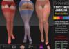 VANNIES Stockings w. Garterb. Jasmina Fresh (Applier HUD + BoM) Belleza, Legacy, Maitreya, Slink, Omega + Classic Ava.