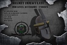 DSB LEVEL Helmet Immaculate - Unissex v1.0 BOX