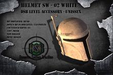 DSB LEVEL Helmet SW - 02 White - Unissex v1.0 BOX