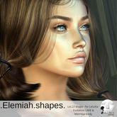 Elemiah.shapes.LEL22 - for Lelutka Bento head LAKE & Maitreya