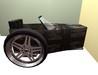 Coffin sidecar