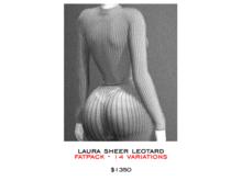 JACOBS - Laura Sheer Leotard . FATPACK
