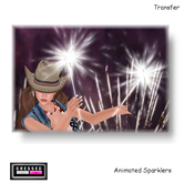 ::DBL:: Sparklers with Hold Animation