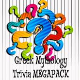Greek Mythology MEGAPACK Trivia - CLICK TO UNPACK