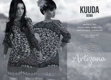 Artizana - Kuuda Collection - Tunic Dress + Fatpack HUD [DEMO]