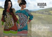Artizana - Kuuda Collection - Tunic Dress + Fatpack HUD