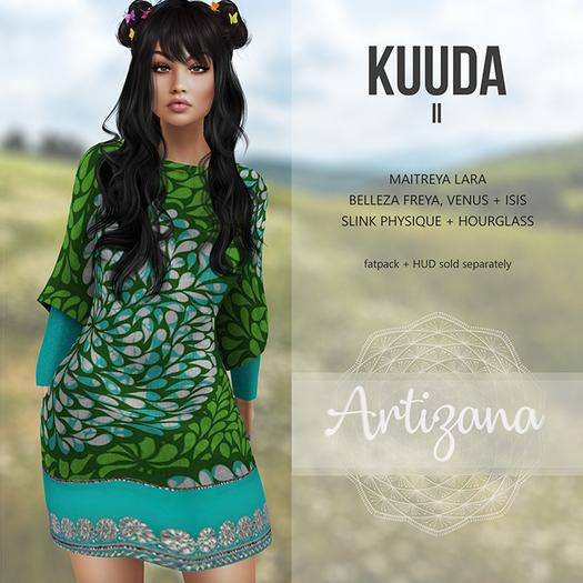 Artizana - Kuuda II - Tunic Dress [add/wear]