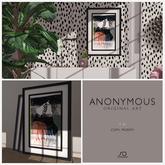 :studiΟneiro: Framed art : Anonymous