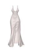 *Just BECAUSE* Khaleesi Gown - 24White - Maitreya, Belleza, Slink, Legacy