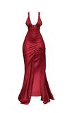 *Just BECAUSE* Khaleesi Gown - 16Red - Maitreya, Belleza, Slink, Legacy
