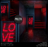 .PALETO.Backdrop:. Dark Love