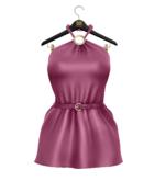 TO.KISKI - Sheryl dress / Pink (add me)