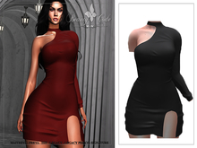 *Beauty Code* - Dress Nelly Black - Unpack
