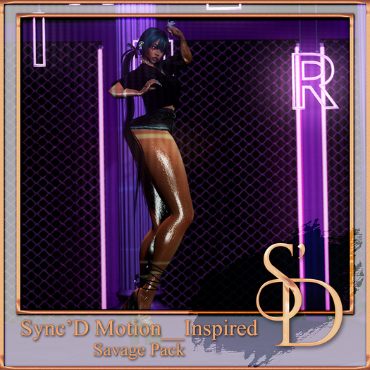 Sync'D Motion__Inspired - Savage Pack