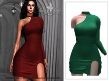 *Beauty Code* - Dress Nelly Green - Unpack