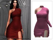 *Beauty Code* - Dress Nelly Pink Light - Unpack