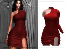*Beauty Code* - Dress Nelly  - Red