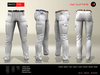A&D Clothing - Pants -Joel- Ivory