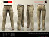 A&D Clothing - Pants -Joel- Sand