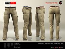 A&D Clothing - Pants -Joel- Sand