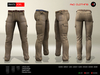 A&D Clothing - Pants -Joel- Brown