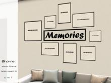 @home: memories photo frame [add me]