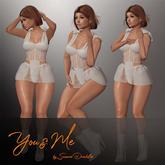 You&Me - Sophia Bento Poses (3 Poses)