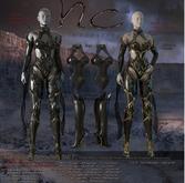 [NC] - War Goddes Gold Top - Maitreya