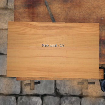 Plank small [2] [G&S]