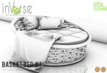 inVerse MESH - Basket bed #1   full permission bxd