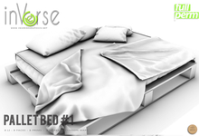 inVerse MESH - Pallet bed #1   full permission bxd