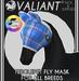 VALIANT - TEEGLEPET Fly Mask [ALL BREEDS]