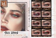 Jack Spoon . Morticia Veiny eye + liner set (Lelutka Evolution)