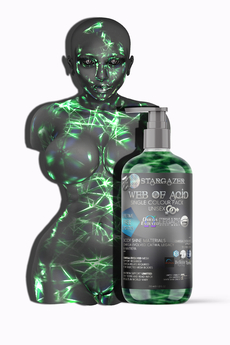 [Stargazer Creations] Body Shine Materials - Web of Acid