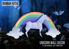 Rumah Kita - Unicorn Wall Decor