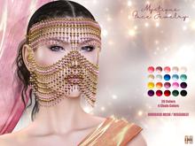 [hh] Mystique Face Jewelry