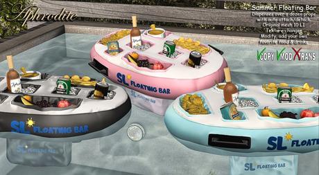 <Aphrodite> Summer Floating Bar
