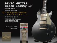 Bento E-Guitar Black Beauty LP