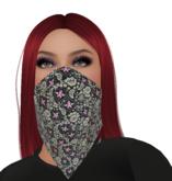 MSACS Ribbon Paisley Bandana Mask