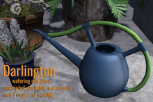 [ Organica ] Darlington Watering Can (BLUE)