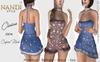 [Nandi Style]-Bag FP Dress Clarissa-