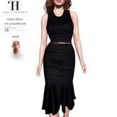 Thalia Heckroth - Masa dress MIDNIGHT