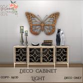 Bloom! - Deco Cabinet Light (wear me to Unpack)