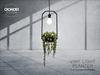 Crowded Room - Viny Light Planter