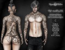 .: Vegas :. Tattoo Applier The Siren's Song
